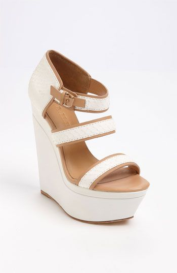L.A.M.B. wedge heel....love these