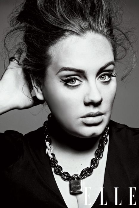 Adele is always beautiful but this photo is absolutely amazing <3