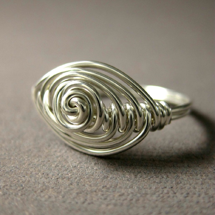 Best Jewelry Making Images On Pinterest Jewelry Making - Cute diy wire rings for middle phalanges