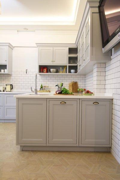 дневник дизайнера: Английский ремесленный стиль в построении кухни, фото отчет в…