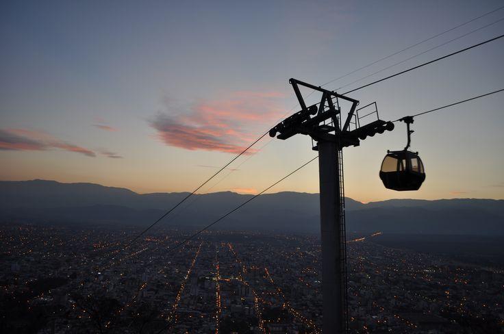 Cerro San Bernardo, #Salta capital.  #ArgentinaEsTuMundo #travel #NorteArgentino   Más info en: www.facebook.com/viajaportupais