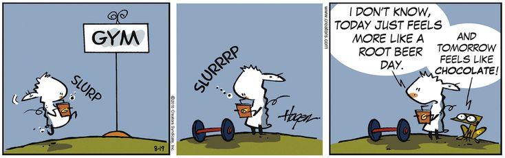 ❤ =^..^= ❤ The Barn Comic Strip on GoComics.com