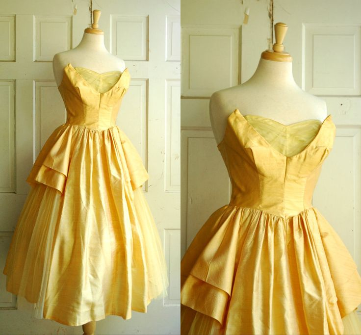 Pin By Phebean On 1950s Dresses (With Images)