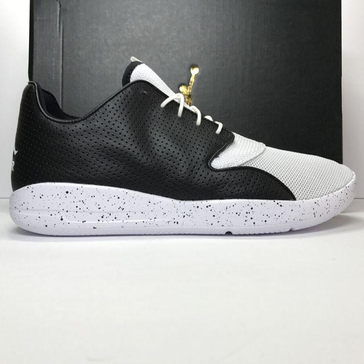 DS Nike Jordan Eclipse Black/White Size 13