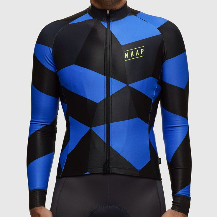 maap | cube winter long sleeve jersey  maap.cc