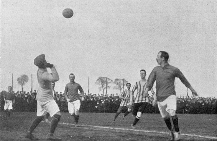 Clapton FC Amateur Cup Final 1909