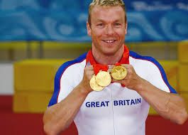 Sir Chris Hoy is a British former track cyclist who represented Great Britain at the Olympics.
