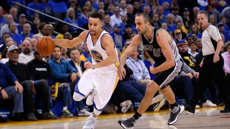 Golden State Warriors vs. San Antonio Spurs – Final Scores Board Archive
