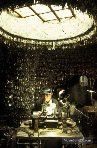 The Matrix Reloaded - Publicity still of Randall Duk Kim