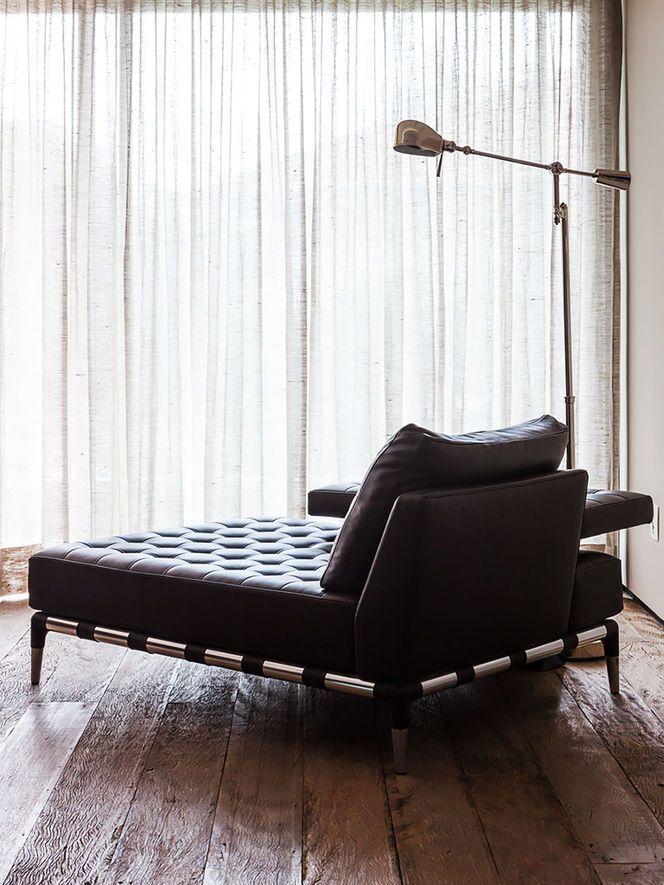 1000 ideias sobre chaise longue sofa bed no pinterest for Chaise longue interiores