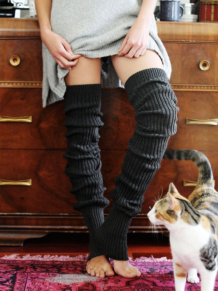 Free People Pirouette Leg Warmer