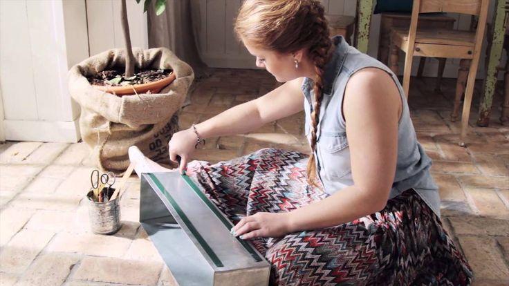 Växtvägg - steg för steg - Inspiration från Anza