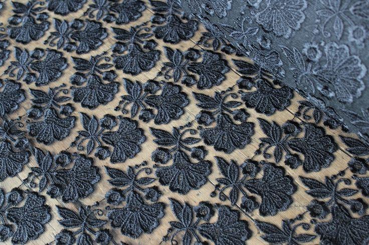 Designer Lace black