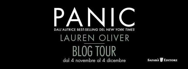 """Il Cibo della Mente: 1ª Tappa Blogtour """"Panic"""" di Lauren Oliver - Cover..."""