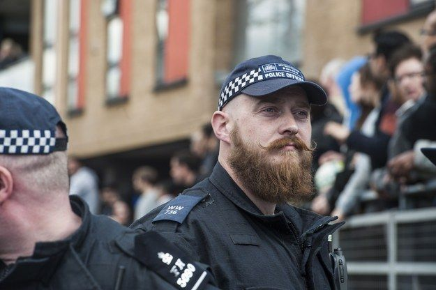 """Modern day Bow street runner hottie 