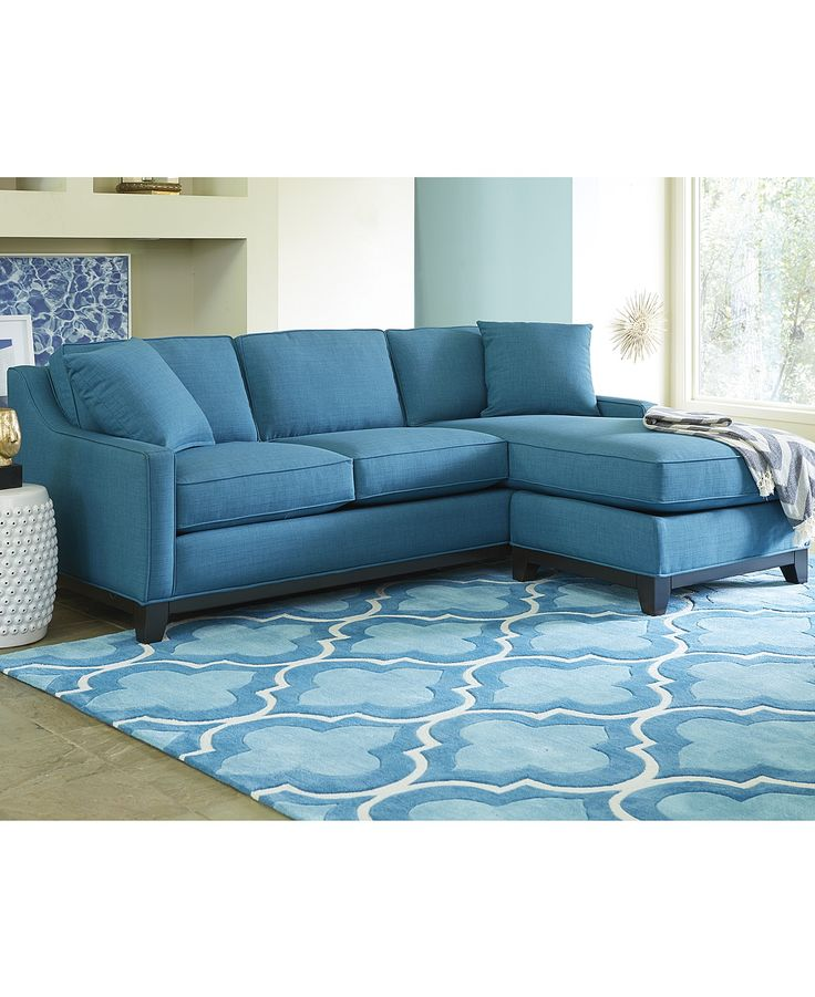Keegan Fabric Reversible Sectional And Sofa Collection In