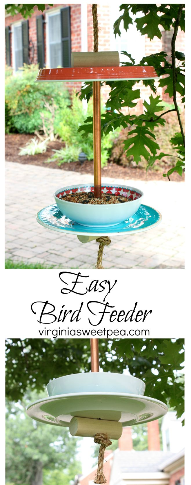 78 images about birdhouses and feeders on pinterest for Plastic bird feeders
