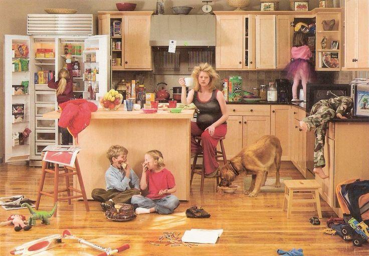 Toma el control sobre la desorganización crónica | Decorar tu casa es facilisimo.com