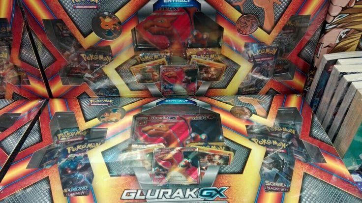 """Die neue Pokemon """"Glurak GX"""" Box ab sofort erhältlich!"""