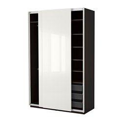 PAX guardaroba componibile - Combinazioni con ante - IKEA