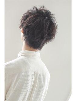 モッズ ヘア 目黒店(mod's hair)アンニュイメンズパーマ【JADE 2008-9 A/W】
