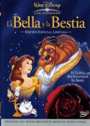 Bella y la Bestia - Clasicos Disney