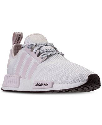 d5c629bbc adidas Women s NMD R1 Casual Sneakers from Finish Line - Finish Line  Athletic Sneakers - Shoes - Macy s