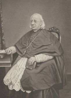 """a biography of john bede polding Photo of archbishop john bede polding osb 1794-1877 """"from his biography,."""