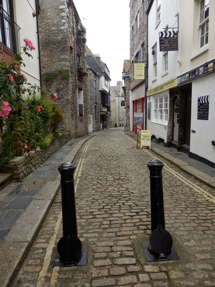 Barbican, Plymouth, Devon, England #Plymouth