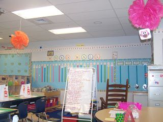 Tales-of-a-First-Grade-Teacher: Classroom Design and Linky Party
