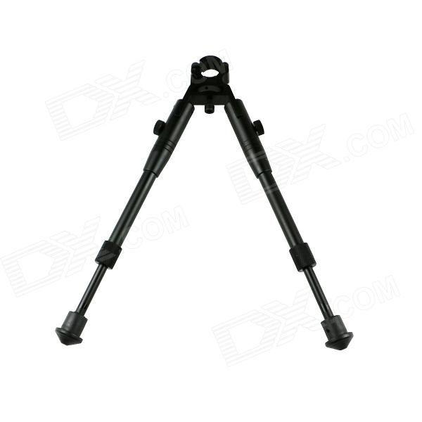 ACCU Retractable Aluminum Alloy Tactical Bipod Rifle Stand for 19mm Barrel - Black (Max. 10kg) Price: $23.93