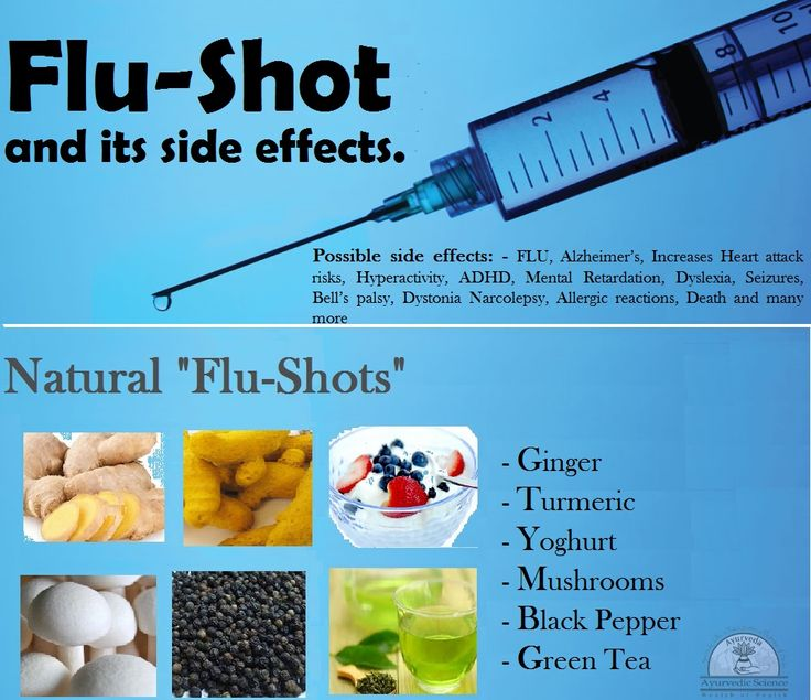 It's time for Flu season, and again the time to get an annual flu shot!  WAIT!! Ask yourself and consult Naturopath:  Do you know what's in the vaccine really?  Why do you feel obligated to get a flu shot?  Do you know there are more than one type of flu vaccines available?   https://www.facebook.com/AyurvedicScience/photos/a.155624654478676.28889.154156221292186/1230860473621750/?type=3&theater