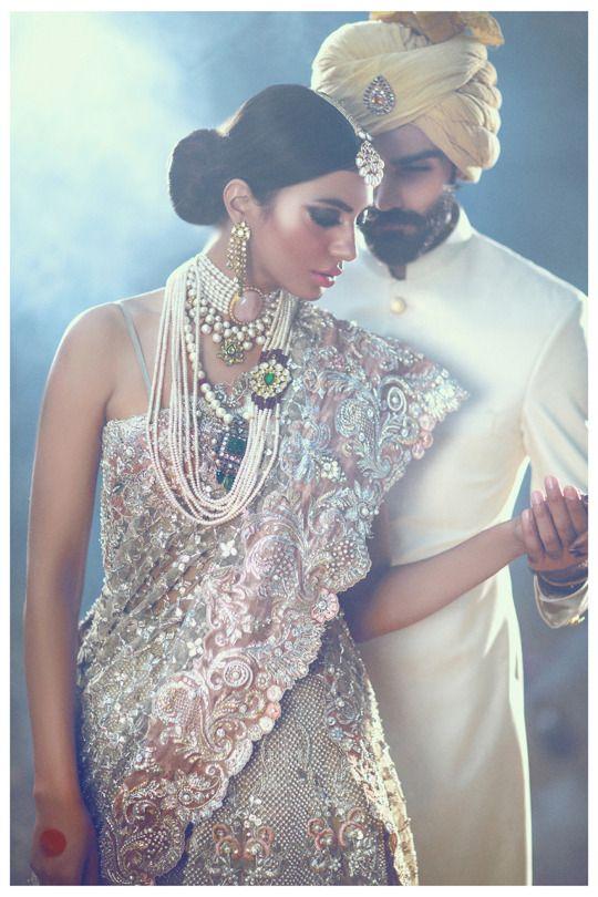 Elan, The Jasmine Court, F/W 2015 (Desi Bridal Shaadi Indian Pakistani Wedding Mehndi Walima)