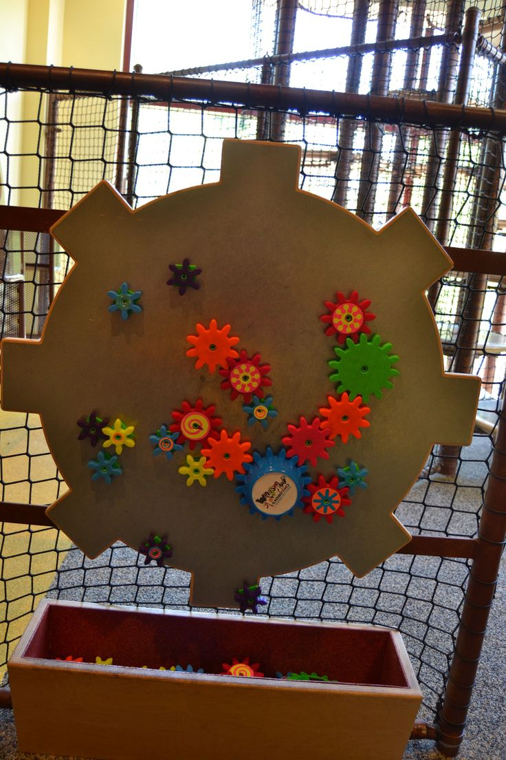 Plastic Gears On A Magnetic Wall At The San Luis Obispo Childrenu0027s Museum · Kid  PlayroomPlayroom IdeasMagnetic WallInnovation ...
