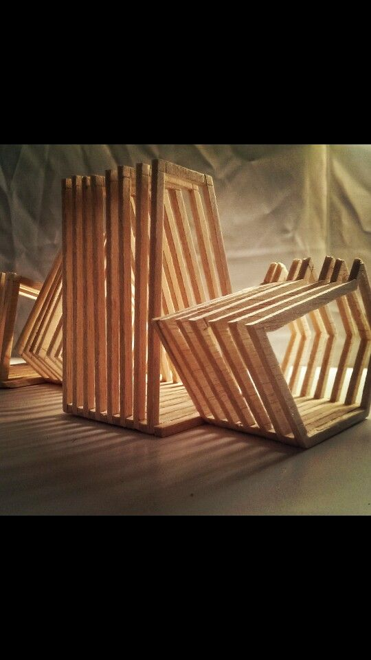 Timber concept model