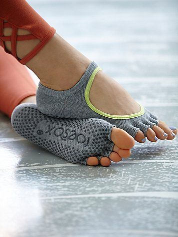 fabulous yoga socks