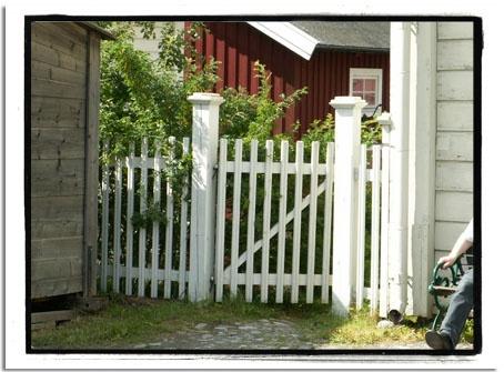 Grind/staket