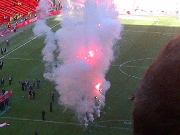 Play-Off Final vs Watford @ Wembley 2013