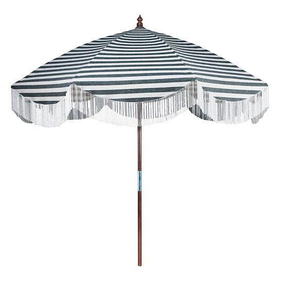 Garden parasol by Indian Parasols   Best parasols   housetohome.co.uk