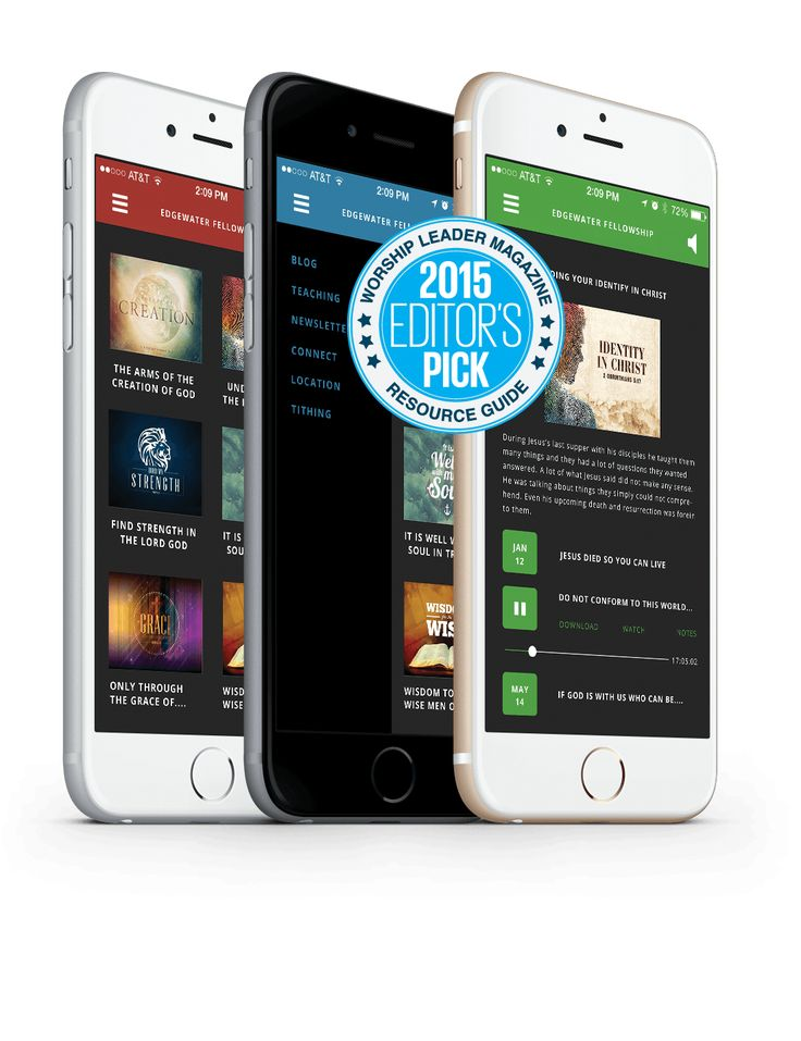 Mobile Church App Builder | Connect With Your Congregation | Sharefaith