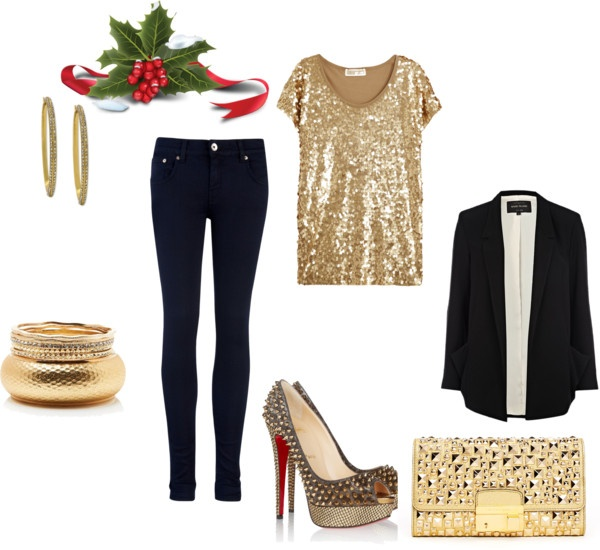 """merry christmas"" by michellebos1 on Polyvore"
