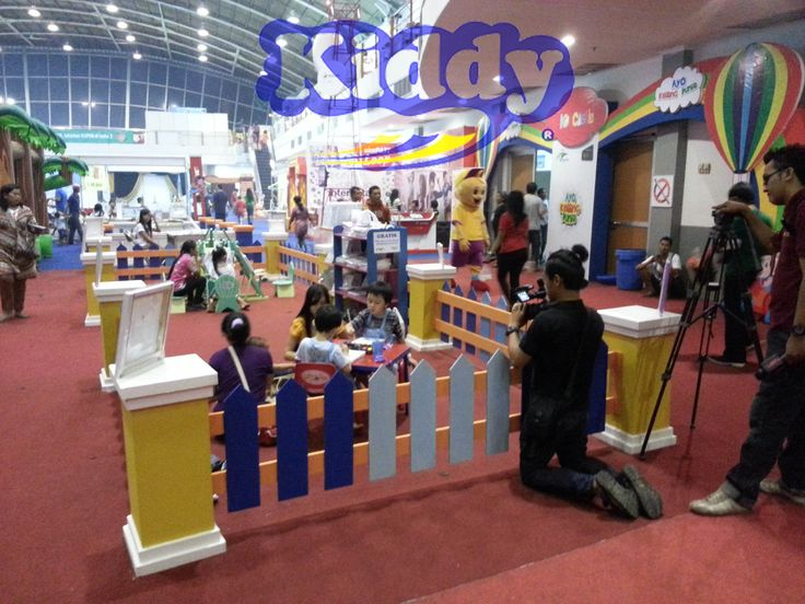Kiddy @Jatim Expo