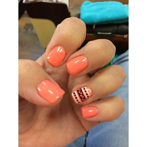Nail Art Design ❤ liked on Polyvore featuring beauty products, nail care and nail treatments