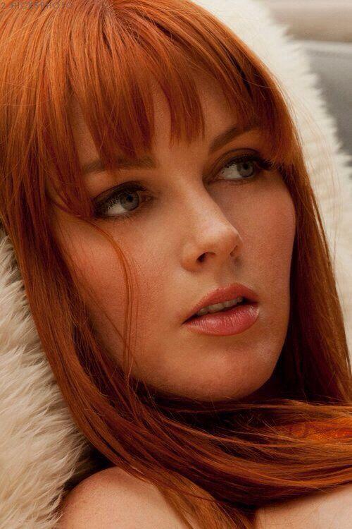 natural redhead actresses