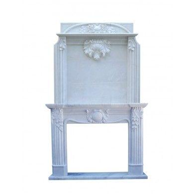 Marmorkamine/ marble fireplaces  www.luxury-park.de