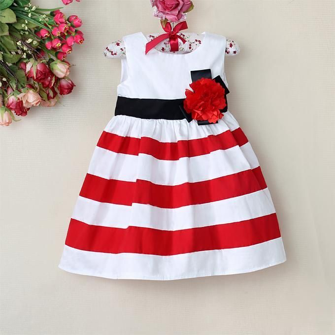 Age 6 red dress boutiques