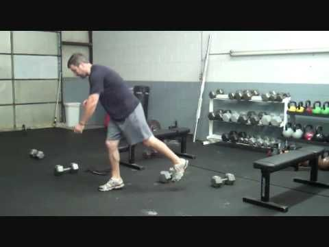 Getting Your Hips Into the Shot Put Throw