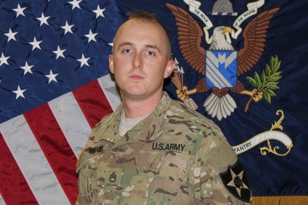 Staff Sgt. Wesley R. Williams, 25, of New Carlisle, Ohio, died Dec. 10 in Kandahar, Afghanistan, of wounds suffered when enemy forces attacked his unit with an improvised explosive device.  He was assigned to the 1st Battalion, 38th Infantry Regiment, 4th Stryker Brigade Combat Team, 2nd Infantry Division, under control of the 7th Infantry Division, Joint Base Lewis-McChord, Wash. http://www.defense.gov/releases/release.aspx?releaseid=15735