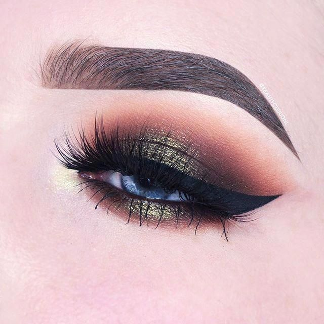 Gorgeous hazel eye makeup  hazeleyemakeup