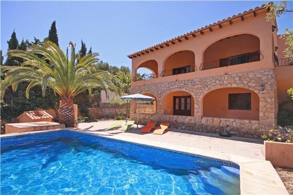 Enjoy your holiday in Benissa, Costa Blanca. Spain